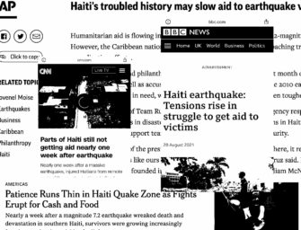 """""""Aid Is Slow In Haiti"""" Doesn't Paint the Whole Picture"""