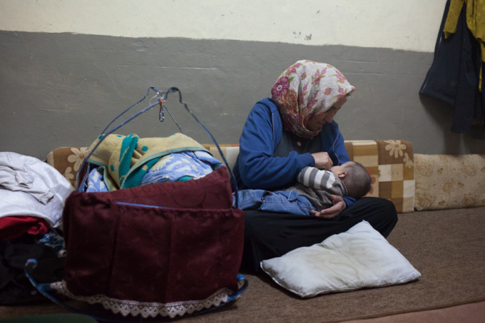 New Baby Syrian Refugees Turkey Emily Troutman