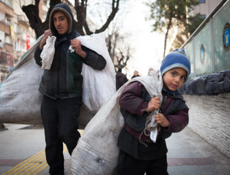 In Turkey, Syrian Children Go to Work Instead of School